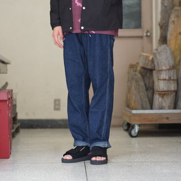 orSlow(オアスロウ)/PAINTER PANTS -(81)one wash-