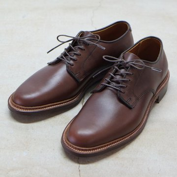 Alden(オールデン) UNLINED PLAIN TOE OX (CHROMEXEL) -BROWN- #29364F