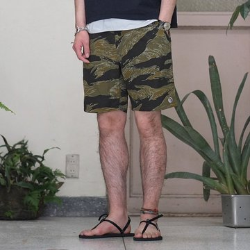 【40% OFF SALE】wagon(ワゴン)/ BOARD SHORTS TIGER -TIGER CAMO-【H】
