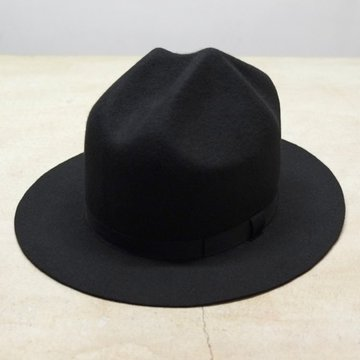 【30% off sale】foot the coacher(フット ザ コーチャー) MOUNTAIN HAT -BLACK-