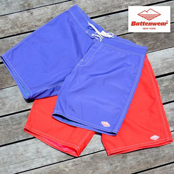 【50% off sale】BATTENWEAR(バテンウェア) Board Shorts -2色展開-