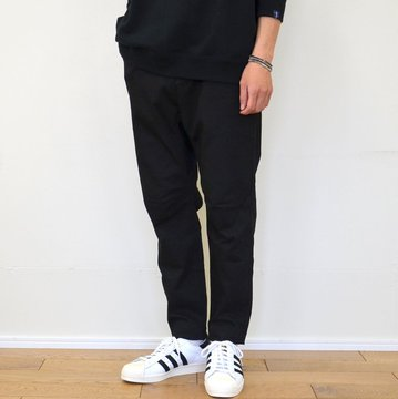 【40% off sale】White Mountaineering(ホワイトマウンテニアリング) STRETCH DARTS PANTS -BLACK- #WM1673410