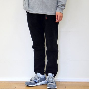 【40% off sale】BATTENWEAR(バテンウェア) Warm-Up Fleece Pants -Black- #FW16402A