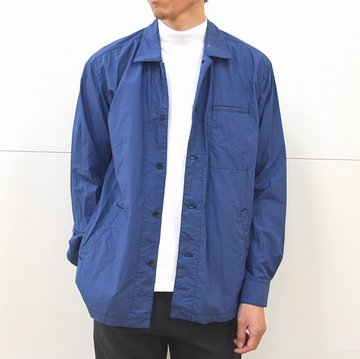 【40% off sale】WISLOM(ウィズロム)/ EWAN(FEUILLE) -SMOKED BLUE- #16-10202M