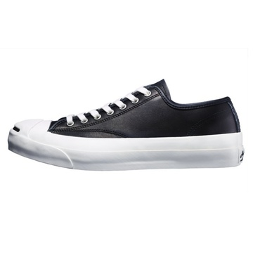 CONVERSE ADDICT(コンバース アディクト) JACK PURCELL LEATHER -BLACK- 【S】