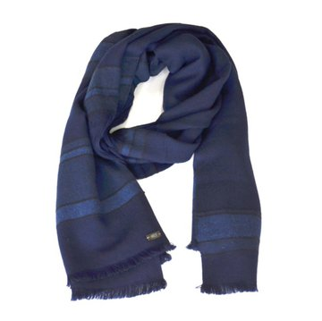 【40% off sale】MELT(メルト)/ Lalita Stole -in the navy-