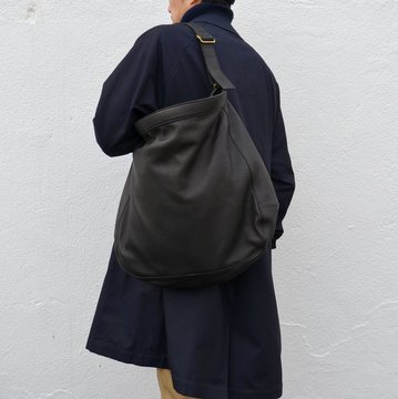 STYLE CRAFT (スタイルクラフト) SHOULDER BAG  -BLACK(DEER)- #SB-02