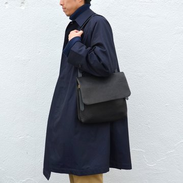 STYLE CRAFT (スタイルクラフト) SHOULDER BAG  -BLACK(BUFFALO)- #BLS-01