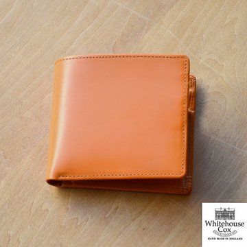 Whitehouse Cox (ホワイトハウスコックス)  COIN WALLET BRIDLE S7532 -NEWTON-