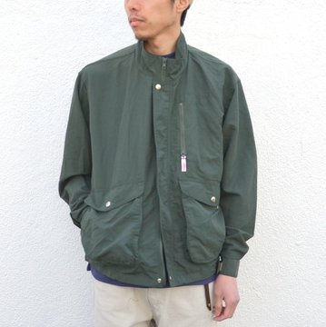 【40% off sale】BATTENWEAR(バテンウェア)/ Weekend Jacket -DARK OLIVE- SS17107A