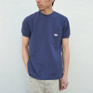【40% off sale】BATTENWEAR(バテンウェア)/ POLO TEE -NAVY- #SS17504A