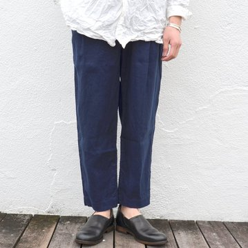 【40% OFF SALE】CASEY CASEY(ケーシーケーシー)/ ALB PANT -NAVY- #08HP96