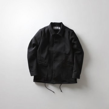 【40% OFF SALE】【17 SS】 Curly(カーリー) DUAL GROUND JACKET -BLACK- #171-36022【H】