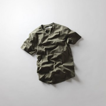 【30% off SALE】【17 SS】Curly(カーリー) PPM SS VN TEE -2色展開- #171-00043
