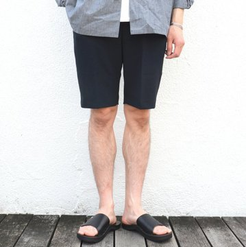 FLISTFIA(フリストフィア)/ Short Trousers -Dark Navy- #ST01016