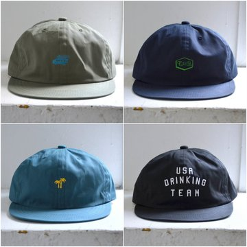 THE DAY(ザ・デイ)/ Twill Cap -4色展開- #TD-170401