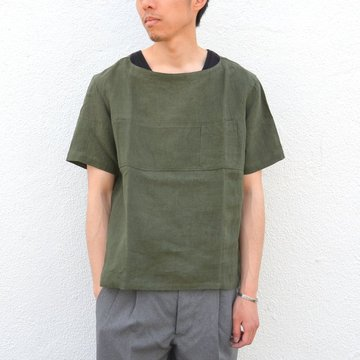【40% off sale】MOJITO(モヒート)/ WHITH BUMBY TEE -(69)OLIVE- 2071-1701
