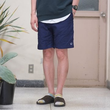 【40% OFF SALE】wagon(ワゴン)/ WALK SHORTS  -INDIGO-  #WGN0055