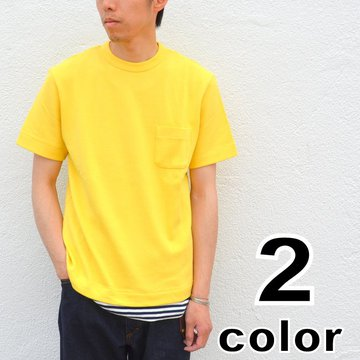 【40% off sale】niuhans(ニュアンス)/ SUPIMA COTTON MESH TEE -2色展開- #CS86