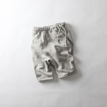 【30% off SALE】【17 SS】 Curly(カーリー) CLOUDY SHORTS -2色展開(GRAY。、BLACK)- #172-41061