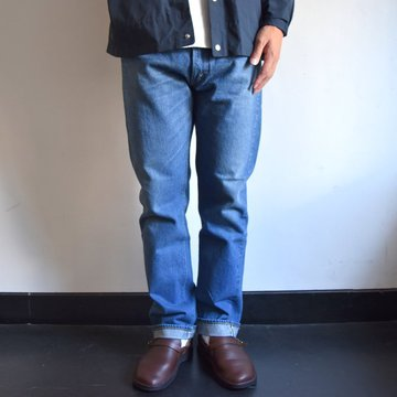 orSlow(オアスロウ) IVY FIT JEANS -2year wash- #01-0107-84