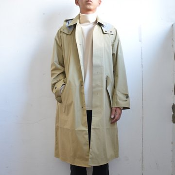 【17 AW】 DESCENTE PAUSE(デサント ポーズ)/ LINER SOUTIEN COLLAR COAT -SBEG- #DUI3751