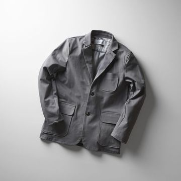 【30% off SALE】【18 SS】Curly(カーリー) BRIGHT JACKET -2色展開(GRAY。、NAVY)- #181-36022