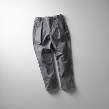【30% off SALE】【18 SS】Curly(カーリー) BRIGHT TROUSERS -2色展開(GRAY。、NAVY)- #181-43024