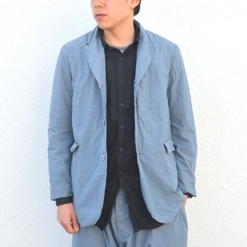 【40% OFF SALE】CASEY CASEY(ケーシーケーシー)/ PAPER JACKET -GREY-