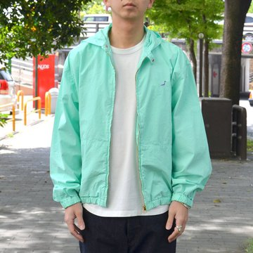 【40% OFF SALE】 orSlow(オアスロウ)/ HOODED BLOUSON -GREEN- #03-6020-14