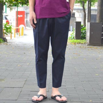 【40% OFF SALE】 FLISTFIA(フリストフィア) / Cropped Trousers -Navy- #CP04016