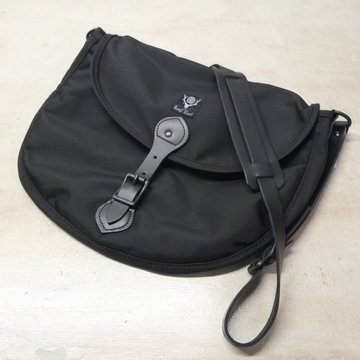 South2 West8(サウスツーウエストエイト) BALISTIC NYLON BINOCULAR BAG LARGE-BLACK-