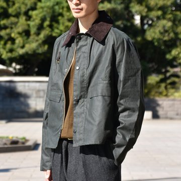 Barbour(バブアー) Spey Jacket -SAGE-