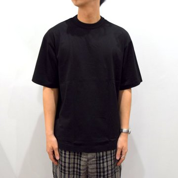 【30% off sale 】 MARKAWARE(マーカウェア)/COMFORT-TEE  -BLACK-#A19A-23CS02B