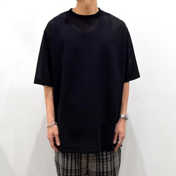 【30% off sale 】 MARKAWARE(マーカウェア)/PAPER TEE  -BLACK-#A19A-24CS03B