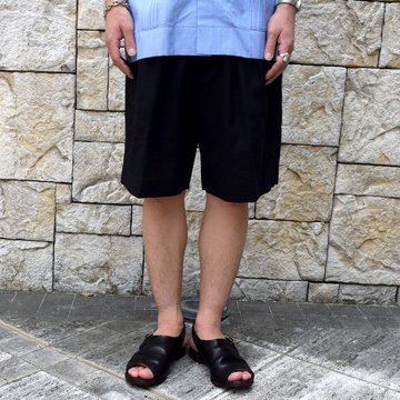 【2019 SS】AURALEE(オーラリー)/  HARD TWIST GABARDINE SHORTS -2色展開-#A9SP03PV
