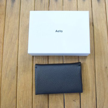 Aeta (アエタ) PG14 / PG LEATHER MINI WALLET