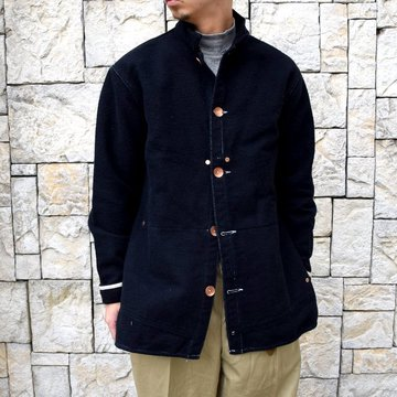 【30% off sale】TENDER Co.(テンダー)Type 956 JANUS JACKET-BLACK- #956
