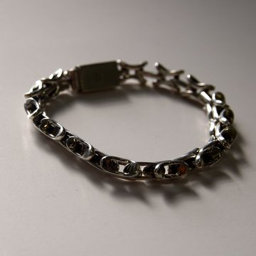 FIFTH GENERAL STORE(フィフスジェネラルストア)/ Silver Bracelet -7mm- #SILVER-CCC-3