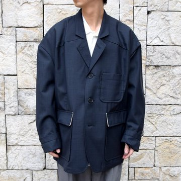 【2020 SS】HOMELESS TAILOR(ホームレステイラー)/ SAMO JACKET #HTKS‐001
