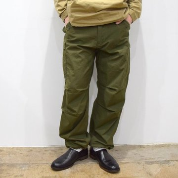 【2020 SS】YAECA (ヤエカ)/ LIKE M-51 FIELD PANTS -OLIVE- #206020LP