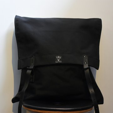 South2 West8(サウスツーウエストエイト) Balistic nylon Trek pack-BLACK-