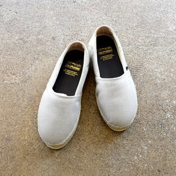 【2020 SS】BROWN by 2-tacs × SUICOKE/ ''ESPADRILLES'' -NATURAL- #B23-OG001