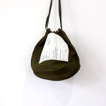Dead Stock(デッドストック)/ PERSONAL EFFECTS BAG -OLIVE- #000027481