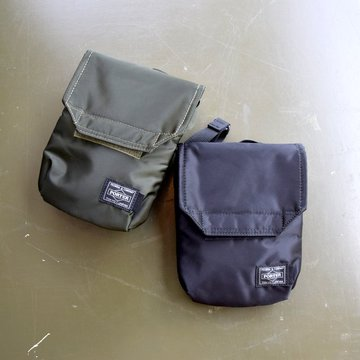 KAPTAIN SUNSHINE × PORTER Travellers Jet Case -2色展開- #KS20FGD07