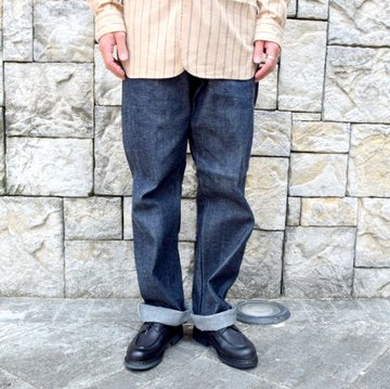 A VONTADE(ア ボンタージ)/ Selvedge Denim Trousers -INDIGO- #VTD-0401-PT