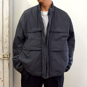 【2020】stein(シュタイン)/ PADDED DEFORMABLE JACKET -2色展開- #ST181