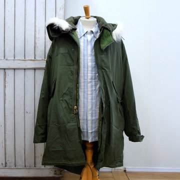 DEAD STOCK(デッドストック)/ US ARMY FISHTAIL PARKA -OLIVE-