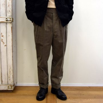 【2020】NEAT(ニート)/ ANTIQUE CORDUROY ‐ BELTLESS‐ 20‐02ACB