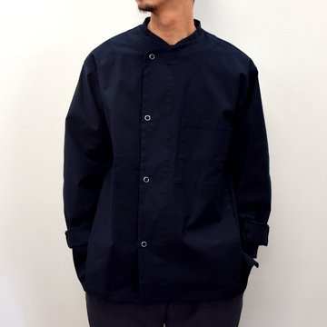 LA MOND(ラモンド)/ SLEEPING JACKET -NAVY- #LM-S-050
